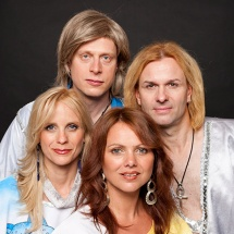 Coverfoto Show The Real Abba Tribute